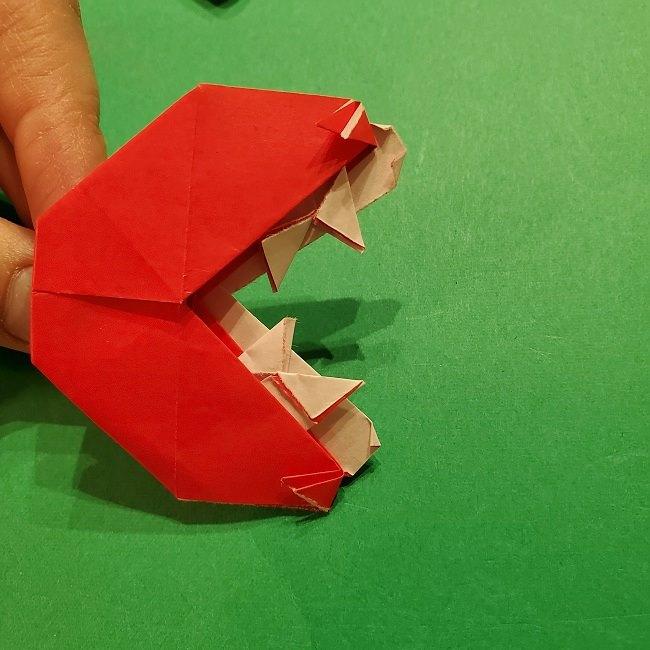 パックンフラワーの折り紙*折り方作り方 (38)