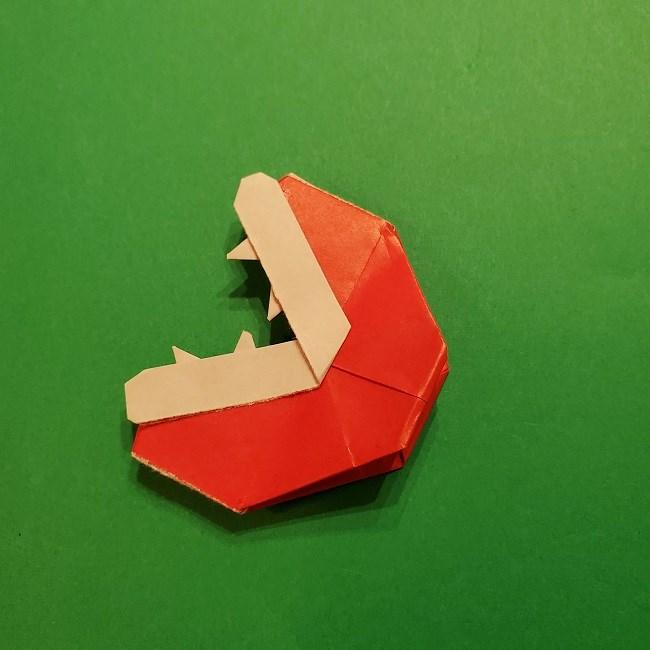 パックンフラワーの折り紙*折り方作り方 (39)