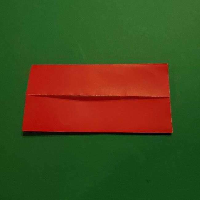 パックンフラワーの折り紙*折り方作り方 (4)