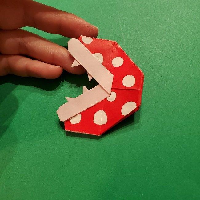 パックンフラワーの折り紙*折り方作り方 (40)