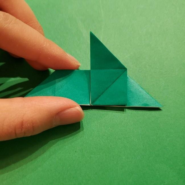 パックンフラワーの折り紙*折り方作り方 (43)