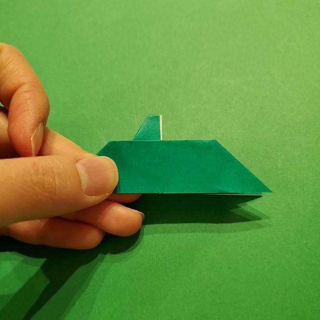 パックンフラワーの折り紙*折り方作り方 (46)