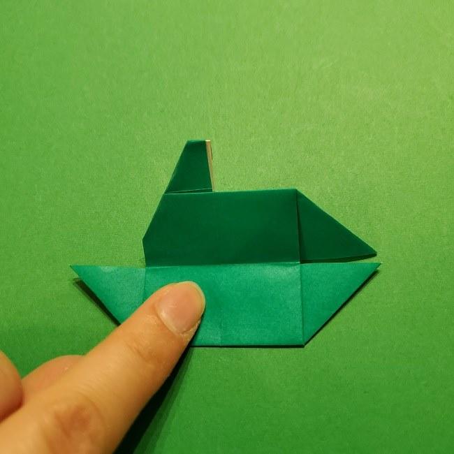 パックンフラワーの折り紙*折り方作り方 (47)