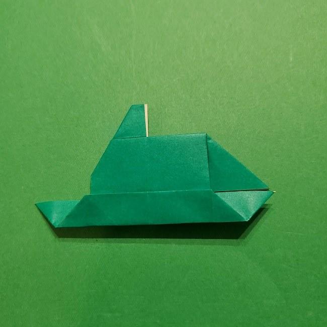 パックンフラワーの折り紙*折り方作り方 (48)