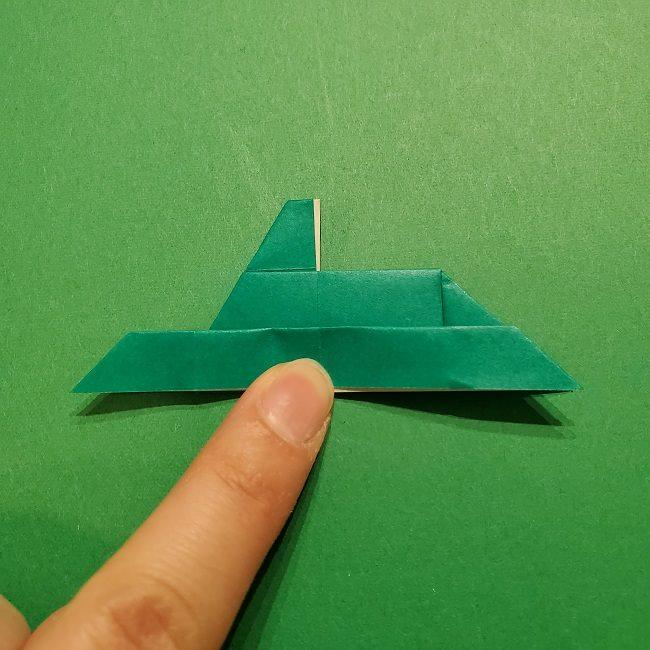 パックンフラワーの折り紙*折り方作り方 (49)