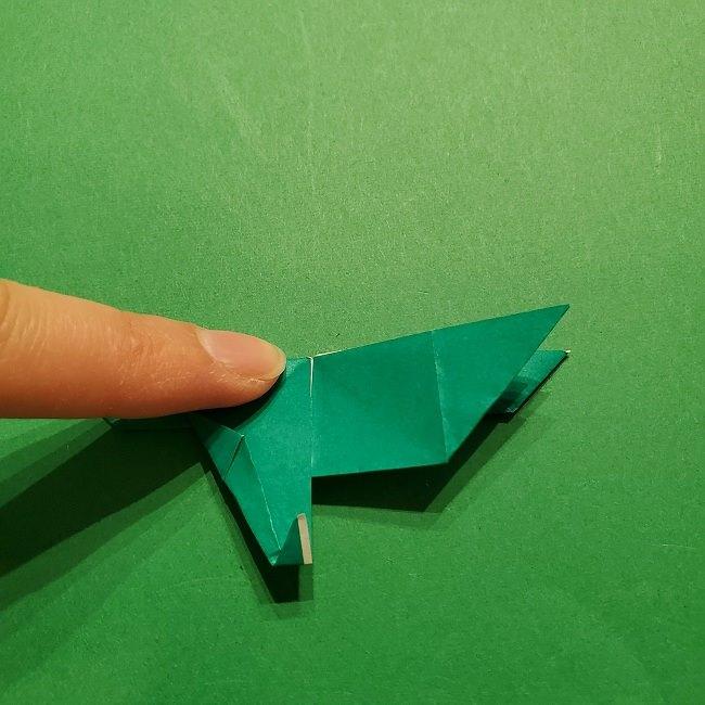 パックンフラワーの折り紙*折り方作り方 (50)