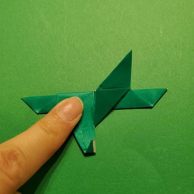 パックンフラワーの折り紙*折り方作り方 (51)