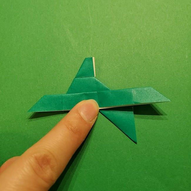 パックンフラワーの折り紙*折り方作り方 (52)