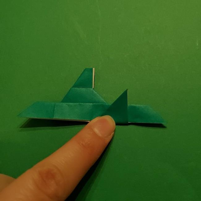 パックンフラワーの折り紙*折り方作り方 (53)
