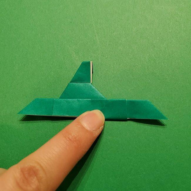 パックンフラワーの折り紙*折り方作り方 (54)