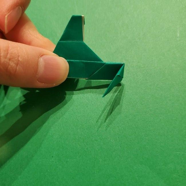 パックンフラワーの折り紙*折り方作り方 (55)