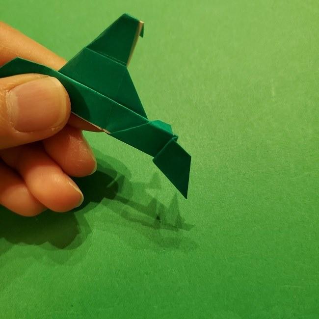 パックンフラワーの折り紙*折り方作り方 (56)