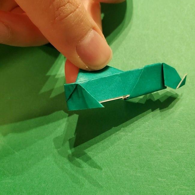パックンフラワーの折り紙*折り方作り方 (58)