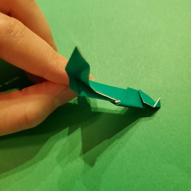 パックンフラワーの折り紙*折り方作り方 (59)