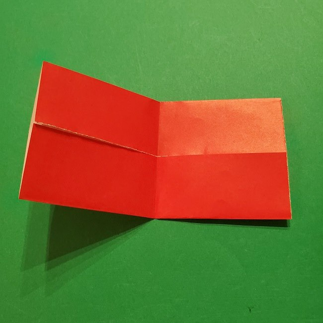 パックンフラワーの折り紙*折り方作り方 (6)