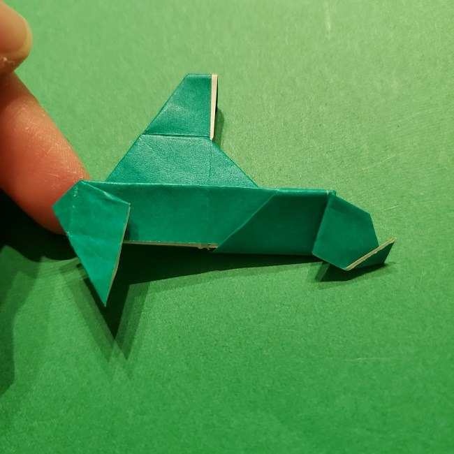 パックンフラワーの折り紙*折り方作り方 (60)