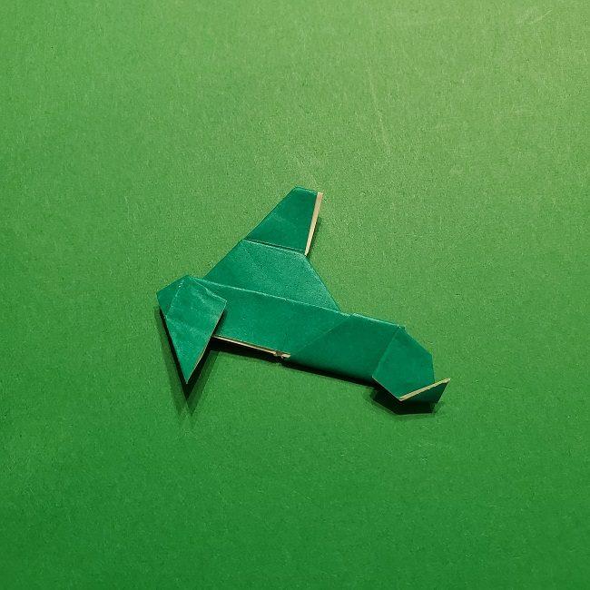 パックンフラワーの折り紙*折り方作り方 (61)