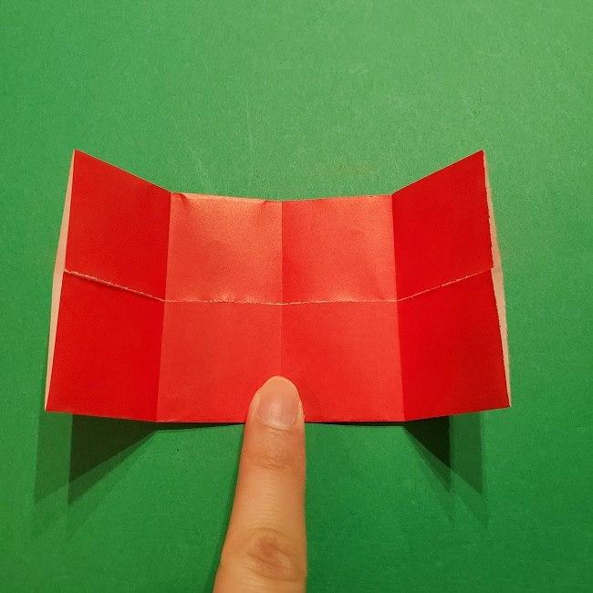 パックンフラワーの折り紙*折り方作り方 (8)