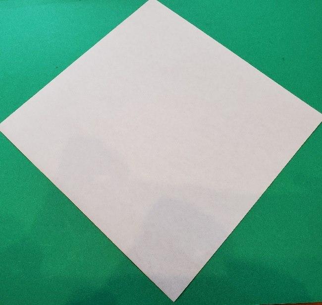 ヒーリングっとプリキュア★ラビリンの折り紙*折り方作り方 (1)