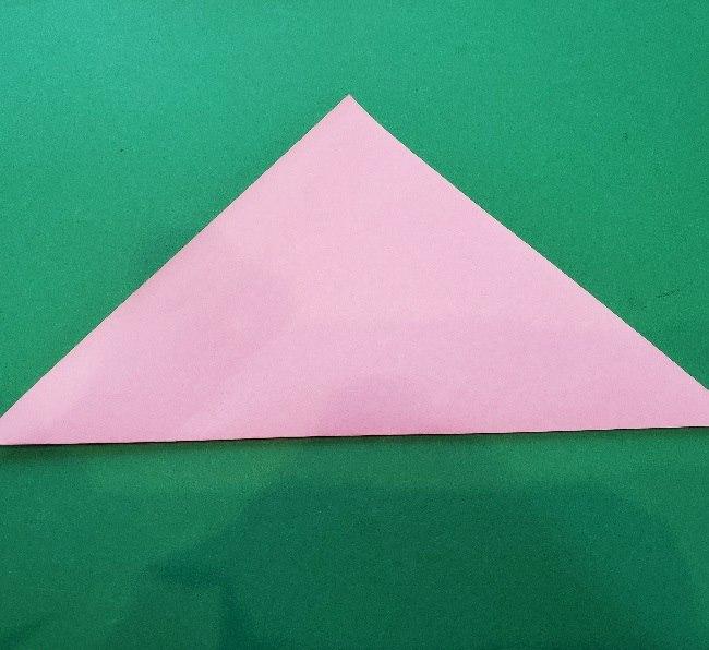 ヒーリングっとプリキュア★ラビリンの折り紙*折り方作り方 (2)