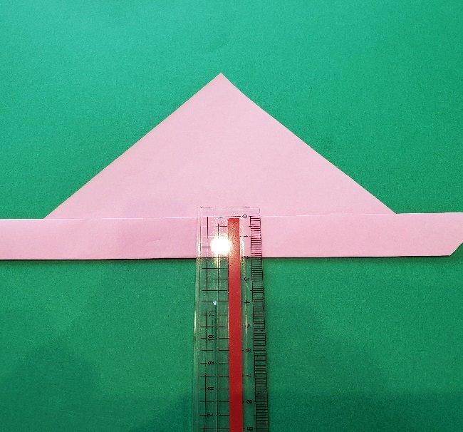 ヒーリングっとプリキュア★ラビリンの折り紙*折り方作り方 (3)