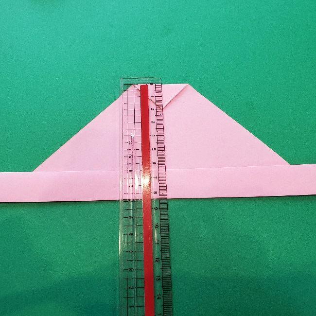 ヒーリングっとプリキュア★ラビリンの折り紙*折り方作り方 (4)