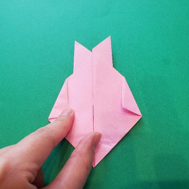 ヒーリングっとプリキュア★ラビリンの折り紙*折り方作り方 (6)