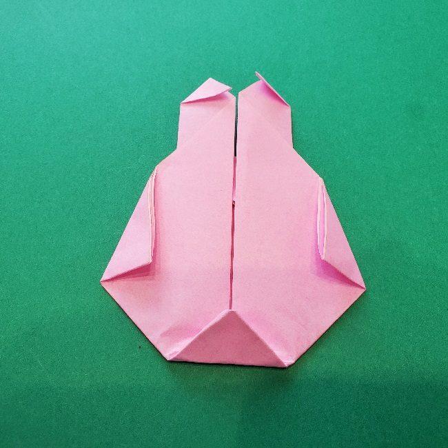 ヒーリングっとプリキュア★ラビリンの折り紙*折り方作り方 (7)