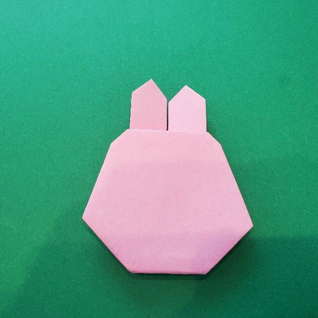ヒーリングっとプリキュア★ラビリンの折り紙*折り方作り方 (8)
