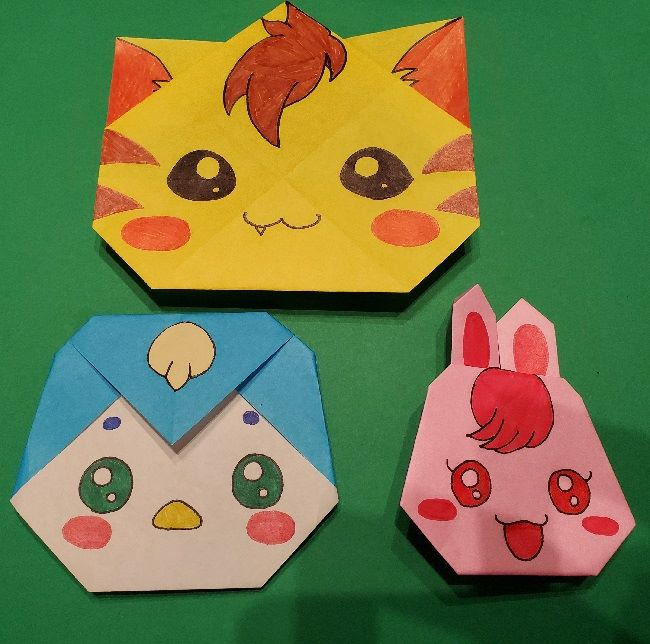 ヒーリングっどプリキュア『ニャトラン』の折り紙の作り方まとめ