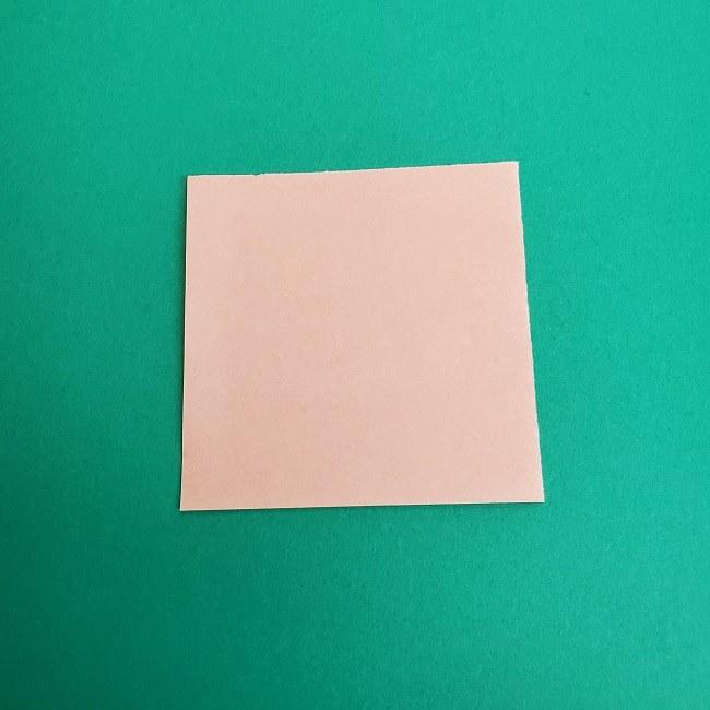 プリキュアの折り紙の作り方★キュアスパークル (1)