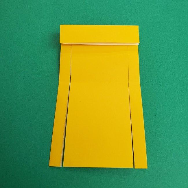 プリキュアの折り紙の作り方★キュアスパークル (13)