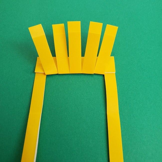 プリキュアの折り紙の作り方★キュアスパークル (16)