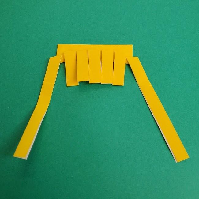 プリキュアの折り紙の作り方★キュアスパークル (19)