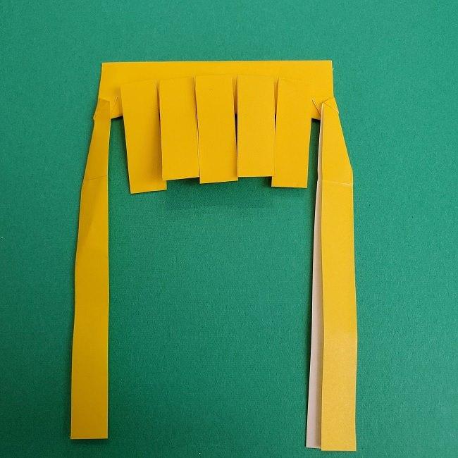 プリキュアの折り紙の作り方★キュアスパークル (20)