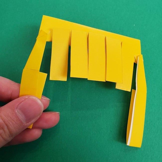 プリキュアの折り紙の作り方★キュアスパークル (21)