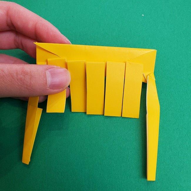 プリキュアの折り紙の作り方★キュアスパークル (23)