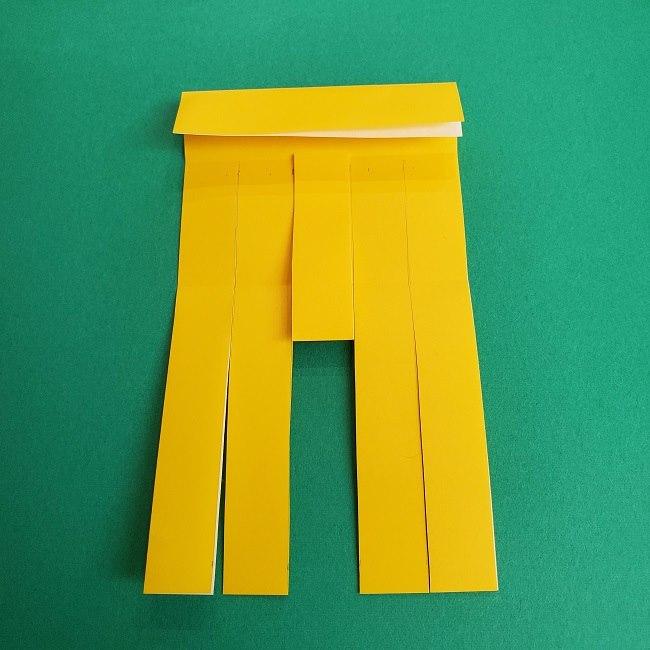 プリキュアの折り紙の作り方★キュアスパークル (28)