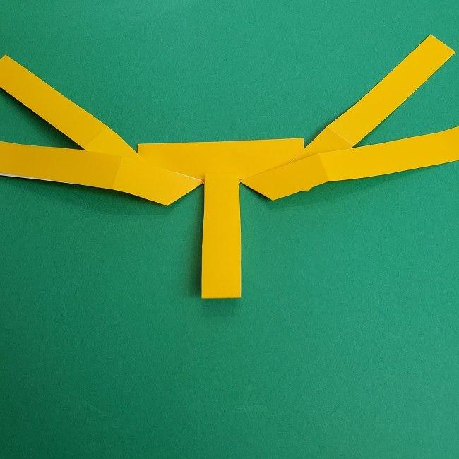 プリキュアの折り紙の作り方★キュアスパークル (30)