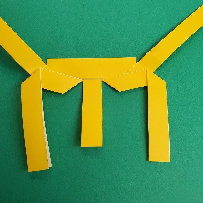 プリキュアの折り紙の作り方★キュアスパークル (31)