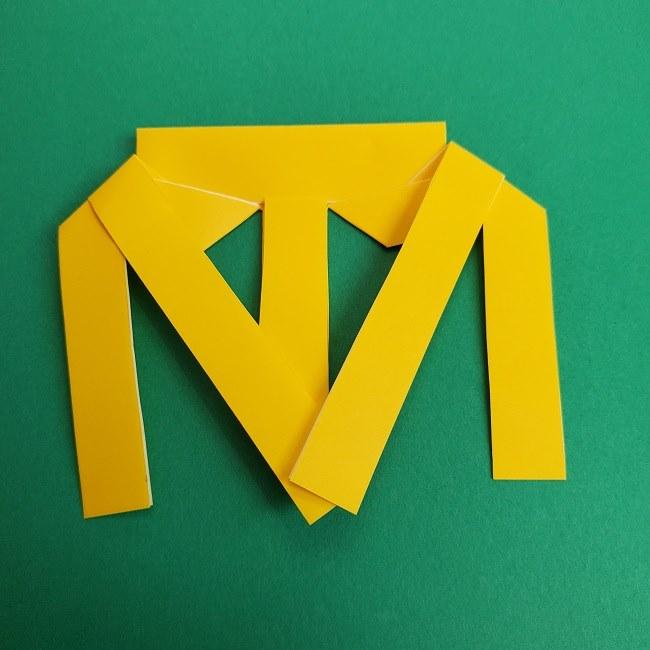 プリキュアの折り紙の作り方★キュアスパークル (32)