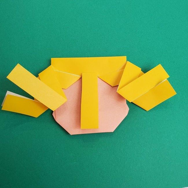 プリキュアの折り紙の作り方★キュアスパークル (33)