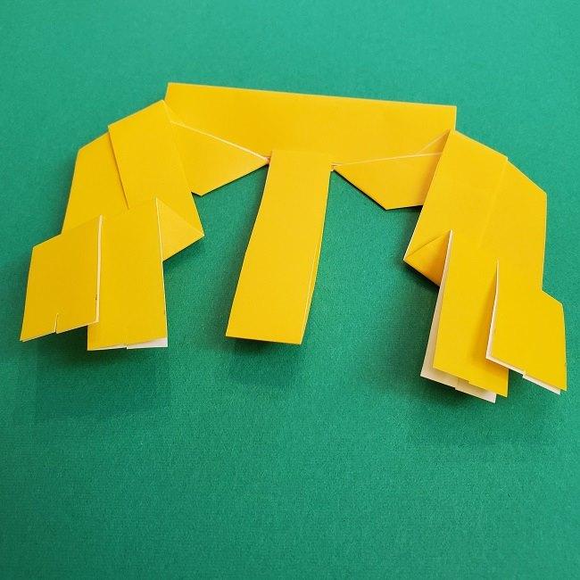 プリキュアの折り紙の作り方★キュアスパークル (35)