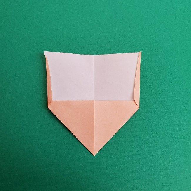 プリキュアの折り紙の作り方★キュアスパークル (4)
