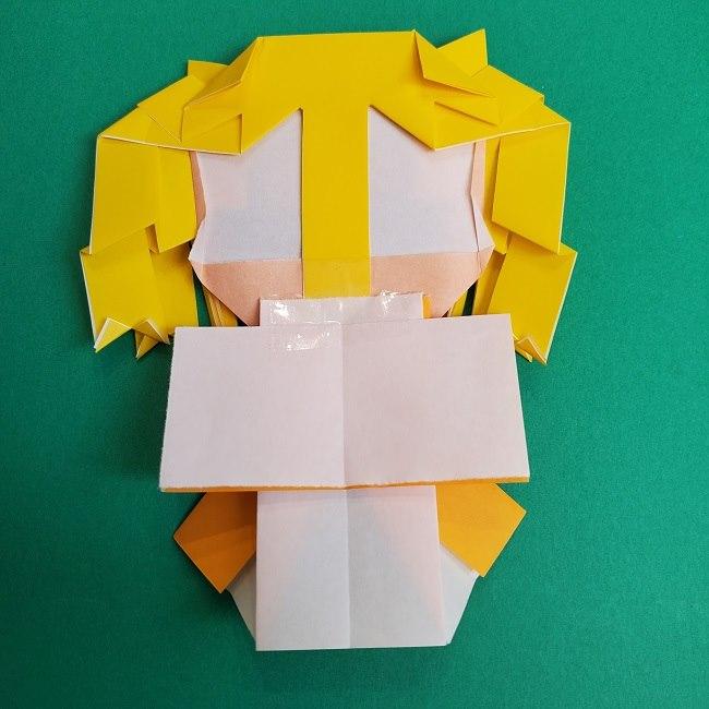 プリキュアの折り紙の作り方★キュアスパークル (52)