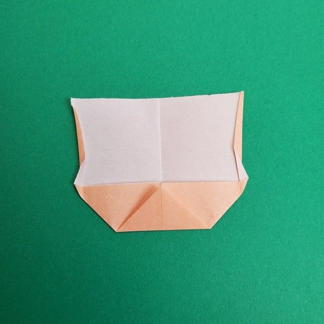 プリキュアの折り紙の作り方★キュアスパークル (6)