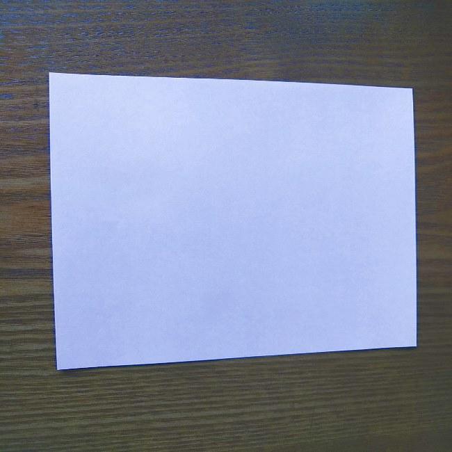 プリキュアの折り紙 実りのエレメントさんの作り方折り方 (1)