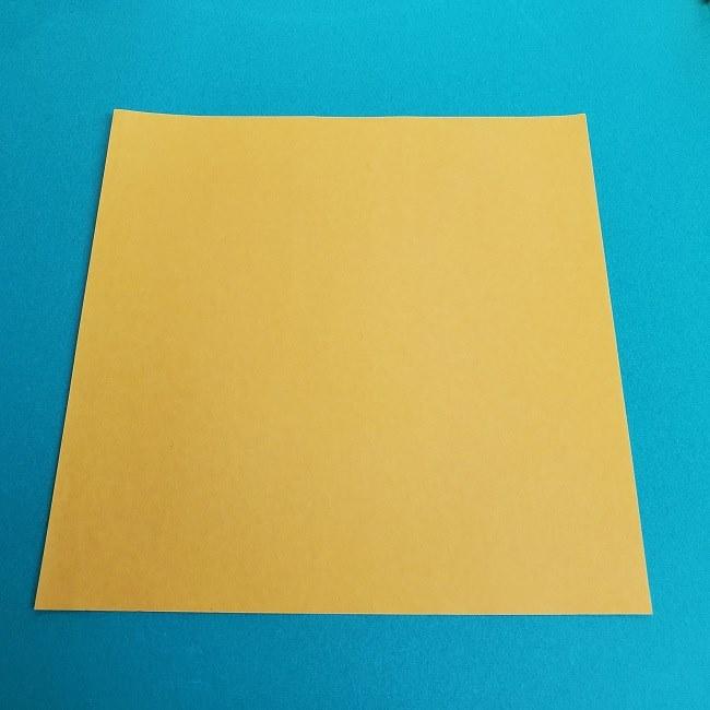 プリキュアキュアスパークルの服*折り紙はオレンジ色(15cmサイズ) (1)