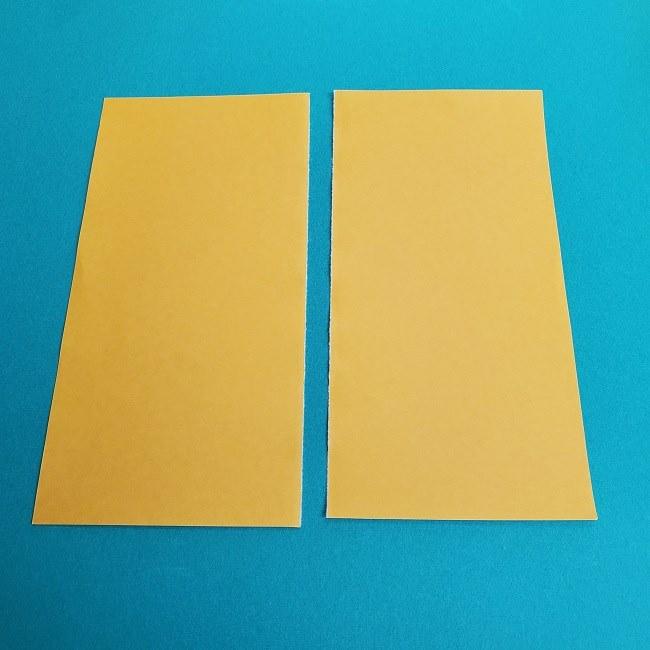 プリキュアキュアスパークルの服*折り紙はオレンジ色(15cmサイズ) (2)