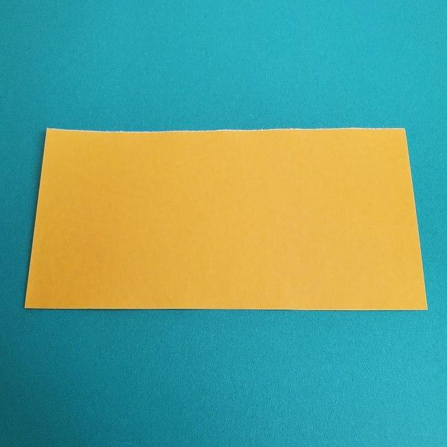プリキュアキュアスパークルの服*折り紙はオレンジ色(15cmサイズ) (3)